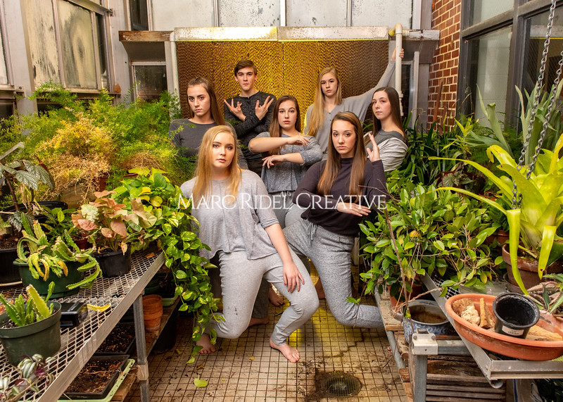 Broughton dance green house photoshoot. November 15, 2019. MRC_6731
