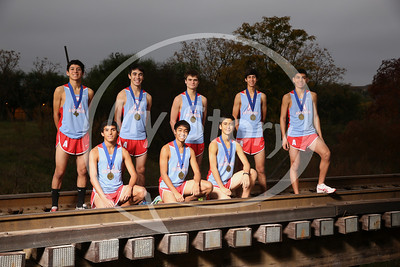 Antonian 2012 Cross Country State Champs