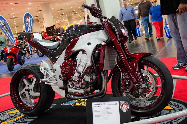 2013 Progressive International Motorcyle Show - NYC