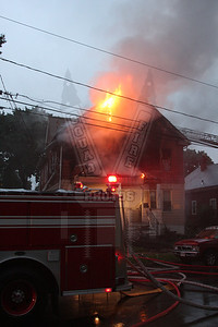 New Britain, Ct 2nd alarm
