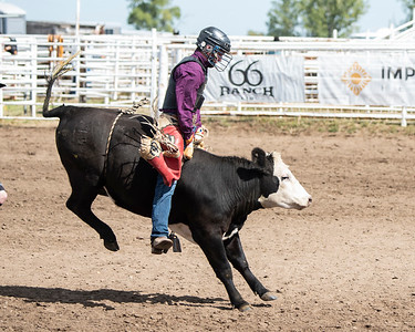 Patricia 2021 Steer Riding