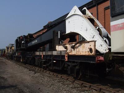 ZIP - Cowans Sheldon 36 / 45 ton Breakdown Steam Crane