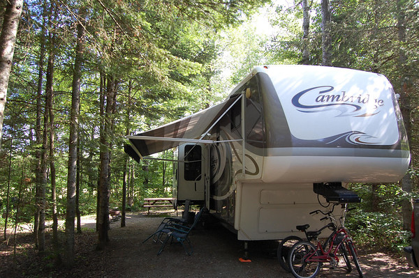 Journal Site 201: Moosehead Lake Maine, July 22, 2011