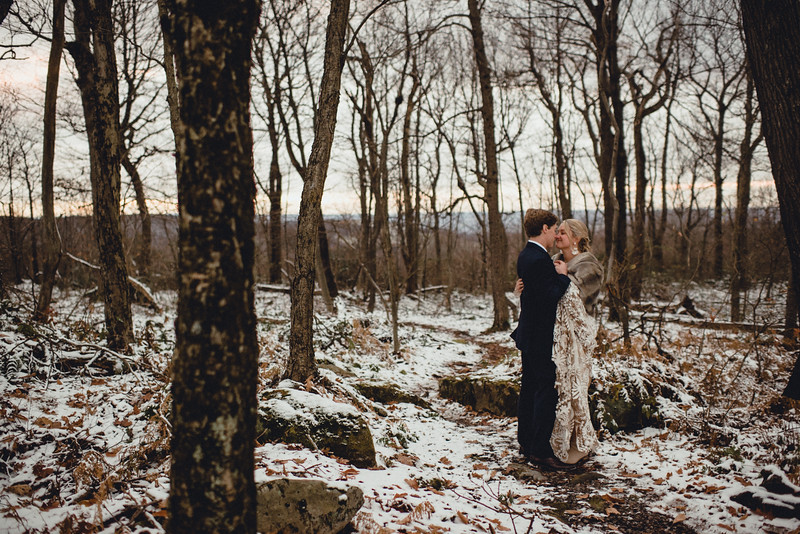 Requiem Images - Luxury Boho Winter Mountain Intimate Wedding - Seven Springs - Laurel Highlands - Blake Holly -1371.jpg