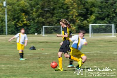 2014 10 11 Landon Soccer Game in Hamilton