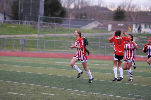Girls soccer 1-13-2011