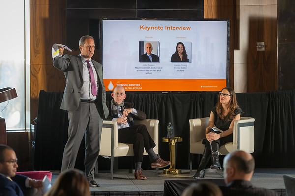 Thomson Reuters Lipper Alpha Forum 2017