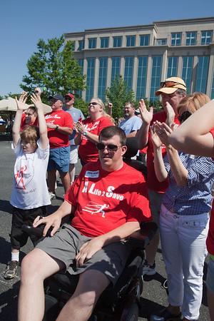 Walk to Defeat ALS 2011