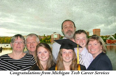 Michigan Tech Commencement 2016