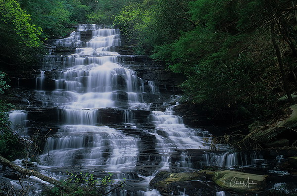 Southern Appalachian Waterfalls and Cascades