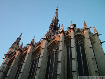 Paris 2005: Notre Dame & Sacre Coeur