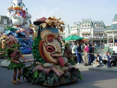 France March 2000 - Disneyland Paris