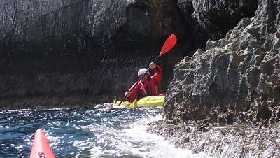 BC Sea Kayak Course @ Rhodes_roads April 2019