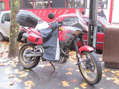 Motos in France