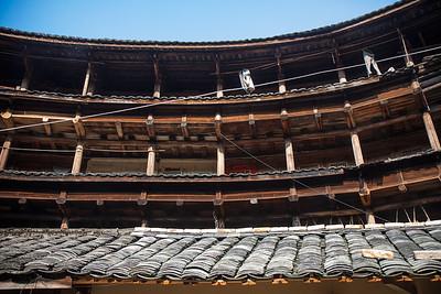Tǔlóu 土楼