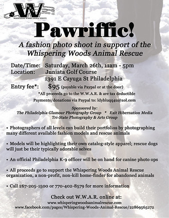 Whispering Woods Animal Rescue