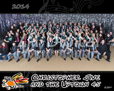West Branch Christopher Jive and the Uptown 45