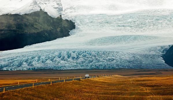 á Íslandi - In Iceland