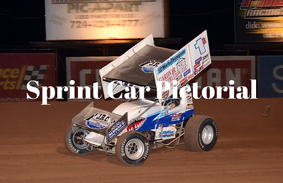 Lernerville Speedway 09-24-16 World of Outlaws