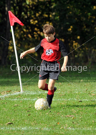 U10 Boys - Exeter-Brennan VS Wilson-DenOtter