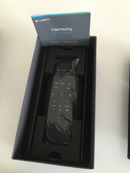 Logitech Harmony Home Control