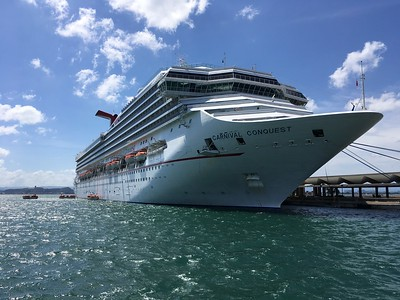 Carnival Caribbean Cruise - October 2016
