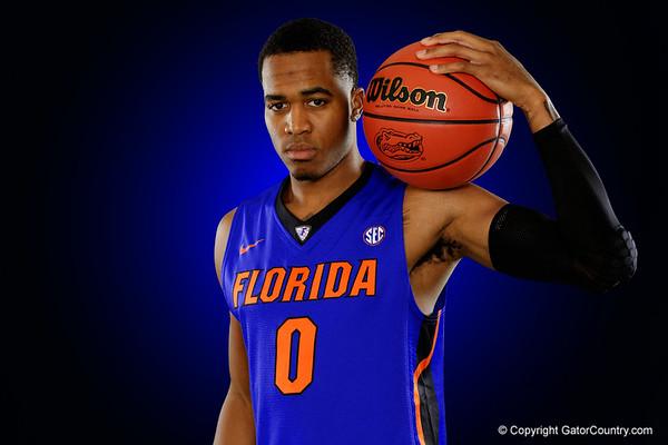 Florida Gators Mens Basketball Media Day  October  15th, 2014
