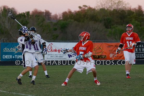Boone Boys JV Lacrosse 2011 - #5