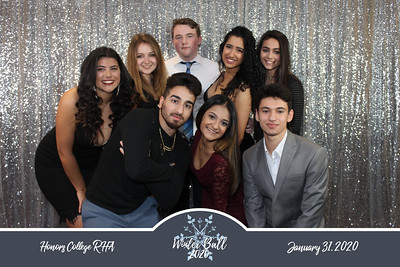 Rutgers Honors College Winter Ball 2020