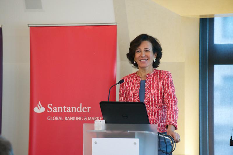 Santander Breakfast Briefing