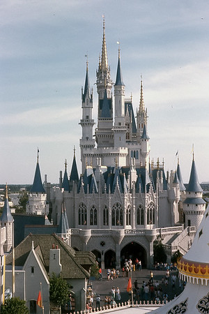 1978 Walt Disney World and Florida