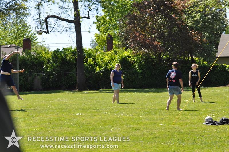 Recesstime Sports Leagues Portland Kickball Spring 2013 Dodgeball Bowling Ping Pong Mushball - 157