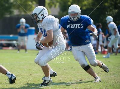 2013-08-17 Football Varsity Shepherd @ Episcopal