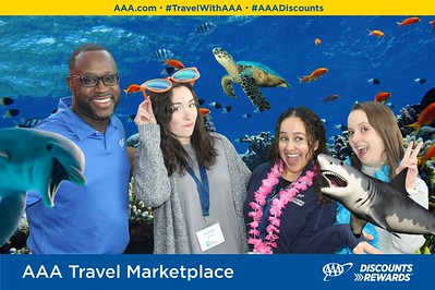 AAA Travel Show Day 2