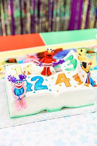 Zoelle's 2nd Birthday