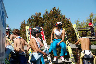 Norge Ski Jumping Tournament:  October 2, 2011 (K70 only)
