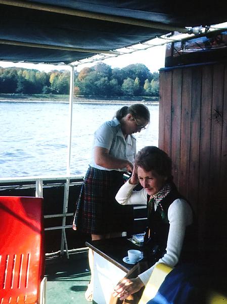 Rudesheim - Cologne 1976-09-29