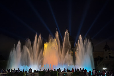 Barcelona - Magic Fountain
