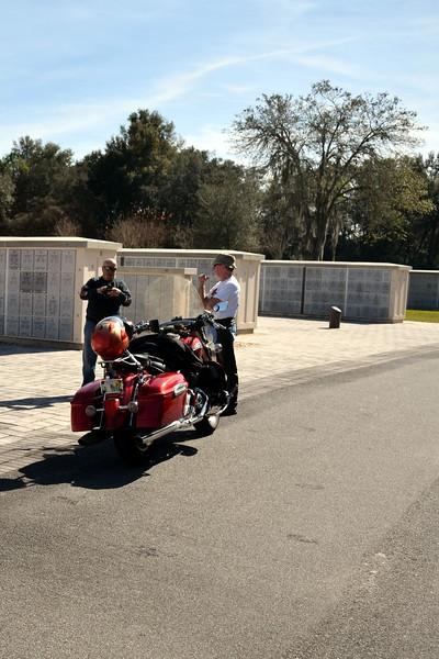January 31, 2015 Ride to Florida National Cemetery (11).JPG