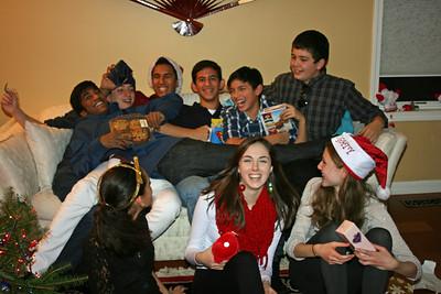 Christina's Christmas Get Together - 2012