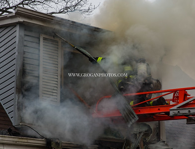 Queens 2nd Alarm box 2504 120-46 143 st 4/5/19