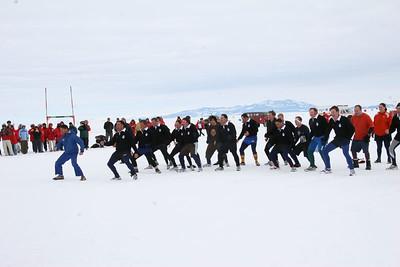 Rugby:  Americans vs Kiwis