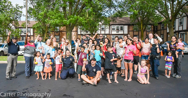 Kensington Pointe Block Party 2017