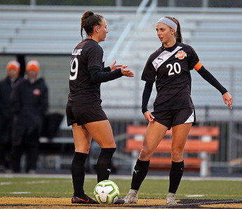 Wheaton Warrenville South girls soccer vs. Geneva