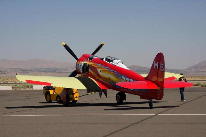 Hawker Sea Fury, September Fury