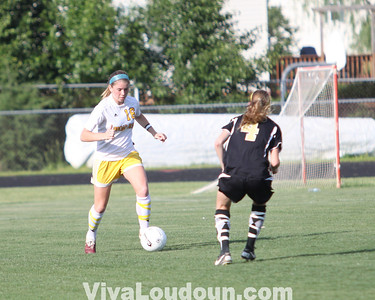 Girls Soccer: Broad Run vs. Freedom - Dulles Semi 2011