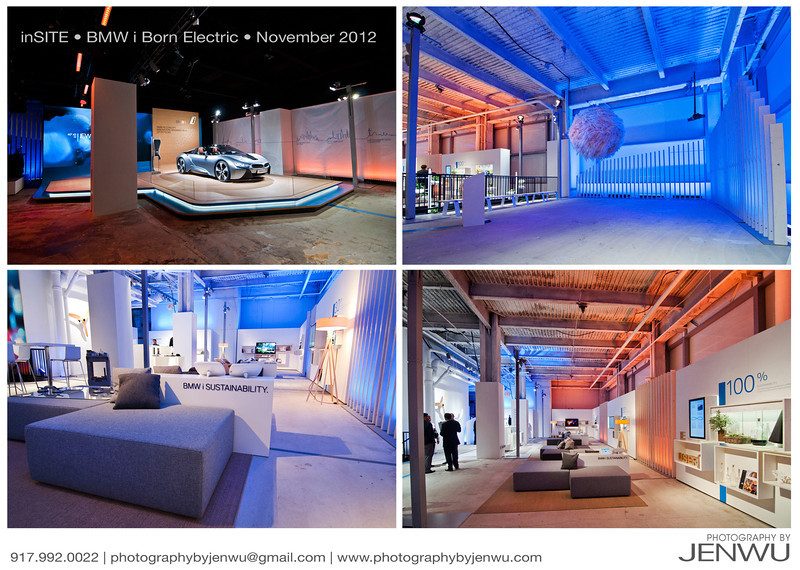 inSite Development/BMW i Born Electric Event http://www.insite123.com/clients.html