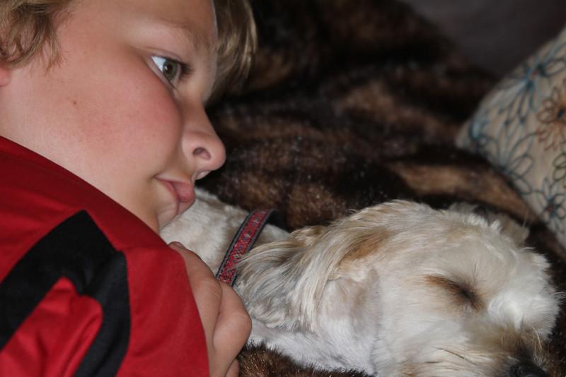 Wyatt loves BB