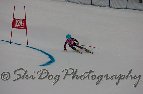 Sat GS 1st Run Women
