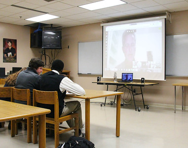 Video Chat with Paul Salopek